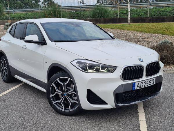 BMW X2 segunda mão Porto