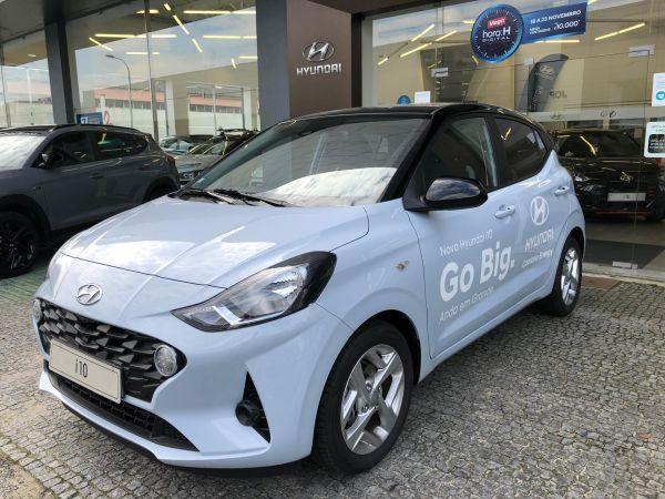 Hyundai i10 segunda mano Lisboa