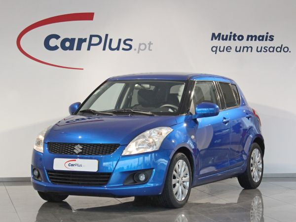 Suzuki Swift segunda mão Braga