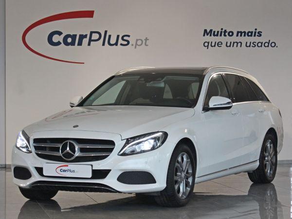 Mercedes Benz Classe C segunda mão Braga