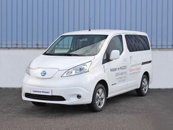 Nissan EVALIA segunda mano Porto
