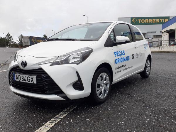 Toyota Yaris segunda mano Castelo Branco