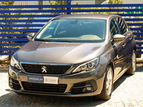 Peugeot 308 segunda mano Lisboa