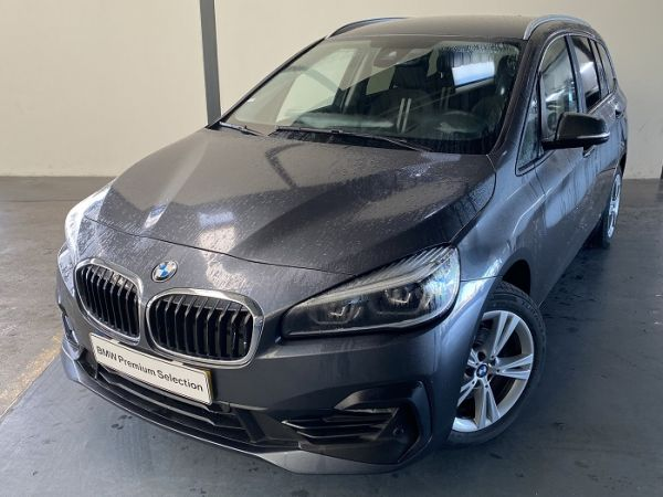 BMW Serie 2 Gran Tourer segunda mano Faro