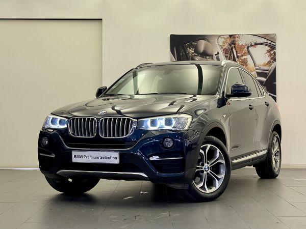 BMW X4 segunda mão Lisboa