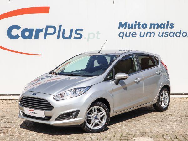 Ford Fiesta segunda mão Lisboa