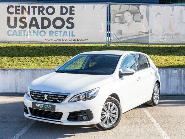 Peugeot 308 segunda mão Setúbal