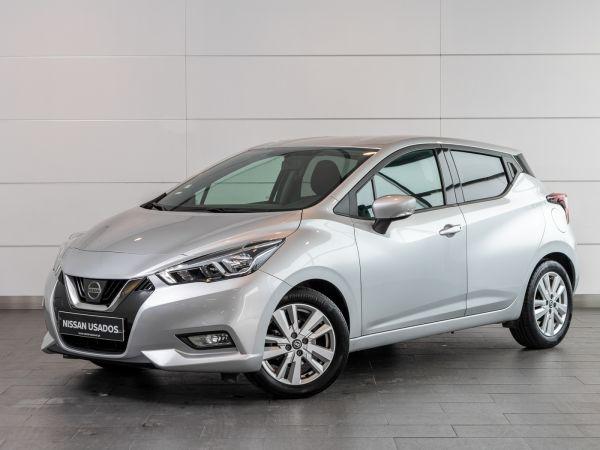Nissan Micra segunda mano Setúbal