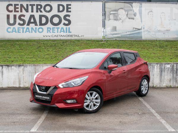 Nissan Micra segunda mão Setúbal