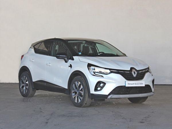 Renault Captur segunda mano Porto
