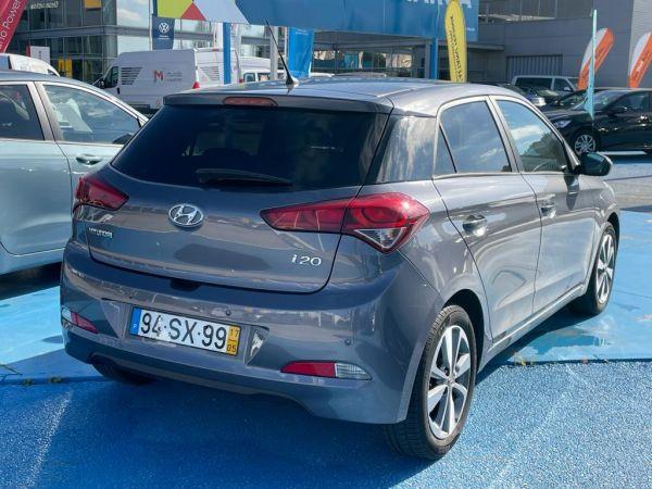 Hyundai i20 segunda mão Setúbal