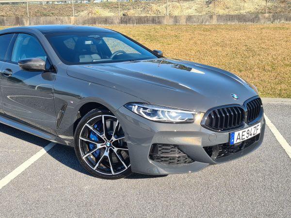 BMW Serie 8 segunda mano Porto