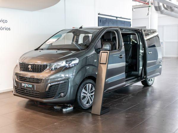 Peugeot Traveller segunda mão Setúbal