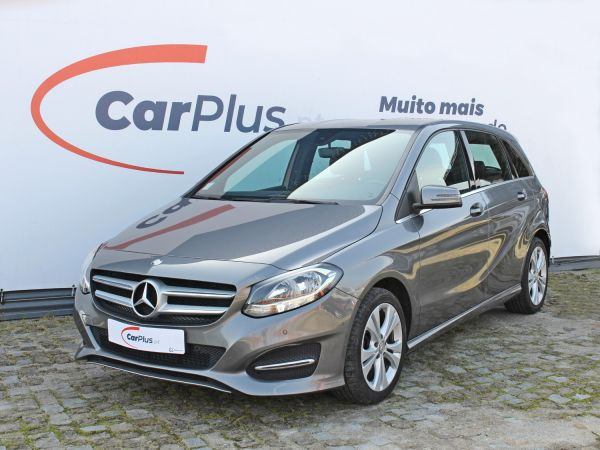 Mercedes Benz Classe B segunda mão Braga