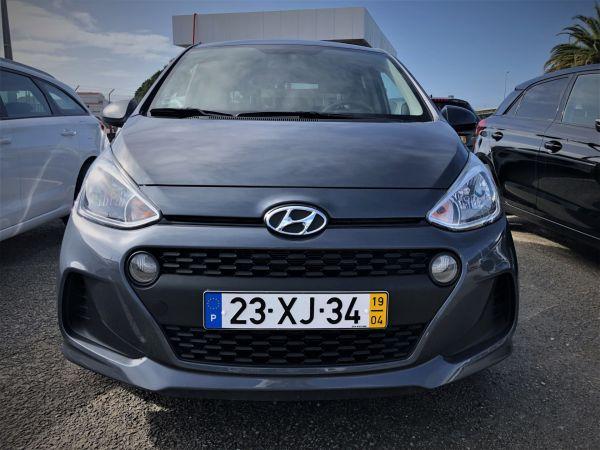 Hyundai i10 segunda mão Porto