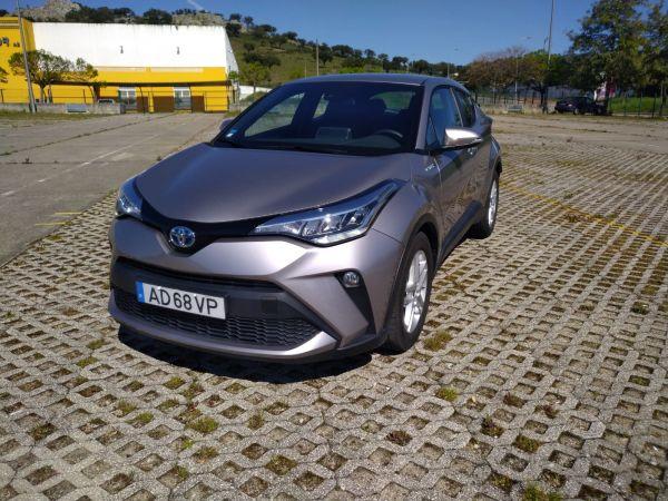 Toyota C-HR segunda mão Castelo Branco