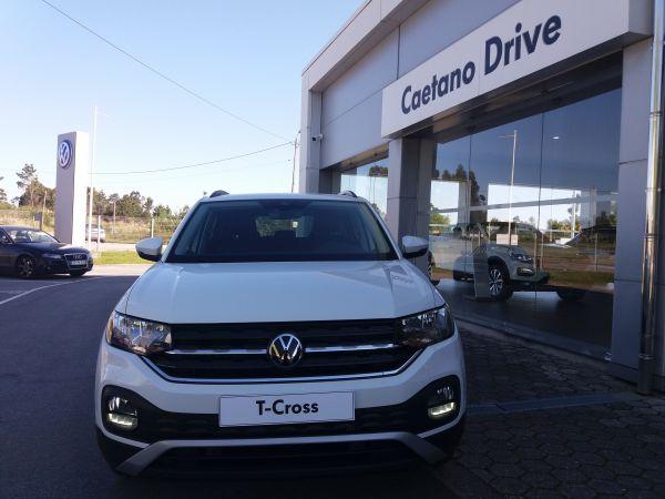 Volkswagen T-Cross segunda mão Aveiro