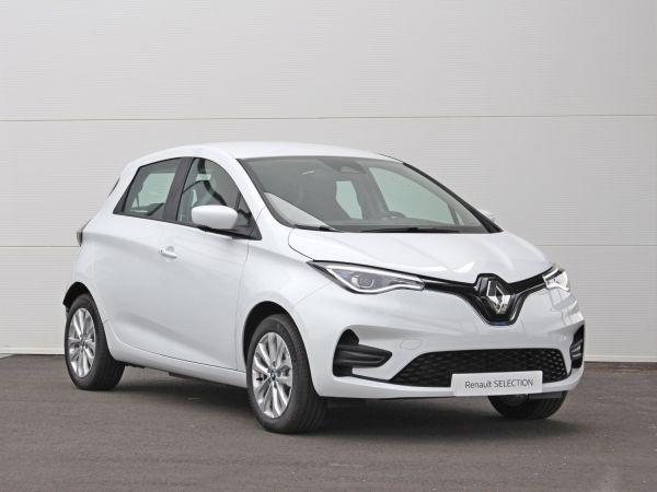 Renault ZOE segunda mão Porto