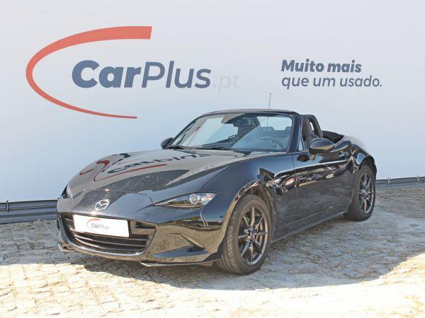 Mazda MX-5 segunda mão Porto