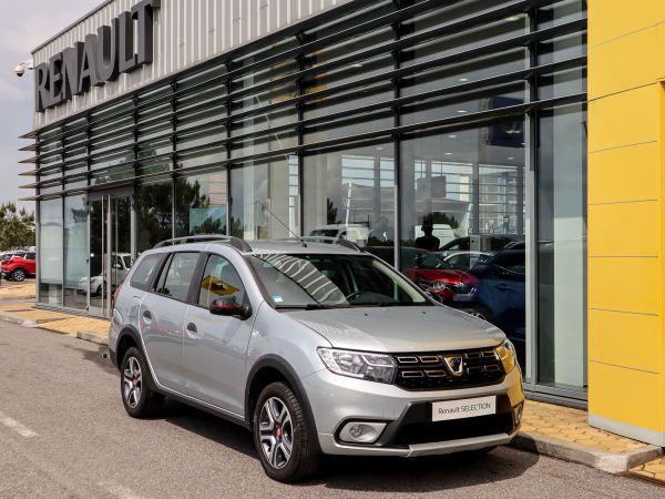 Dacia Logan MCV segunda mano Setúbal