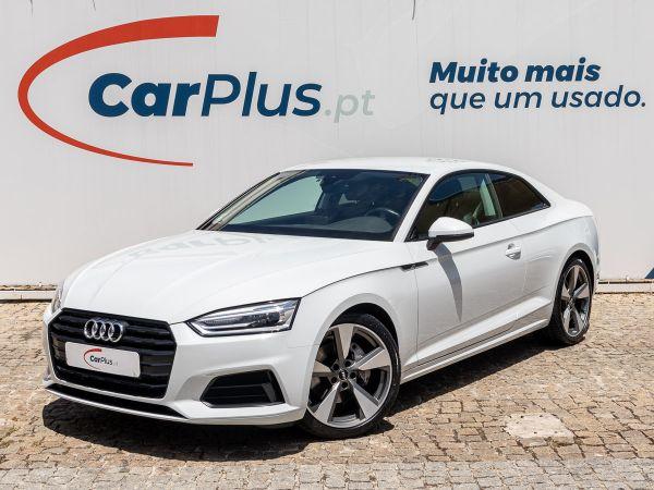 Audi A5 segunda mão Lisboa