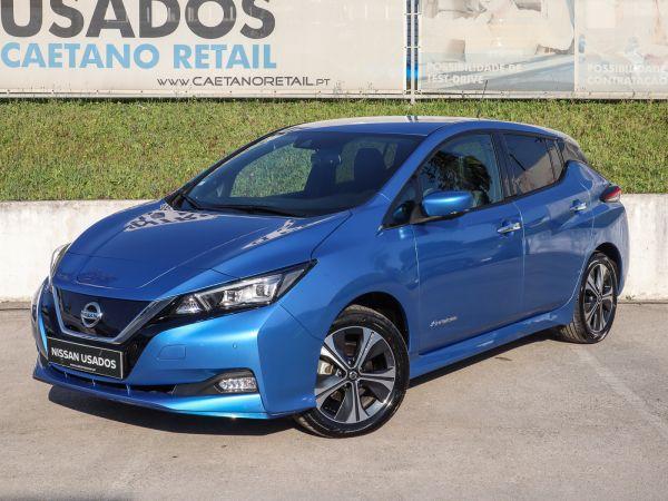 Nissan LEAF segunda mano Setúbal