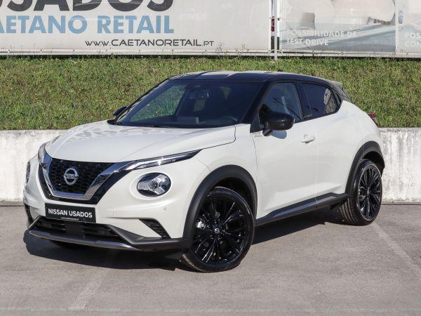 Nissan JUKE segunda mão Setúbal