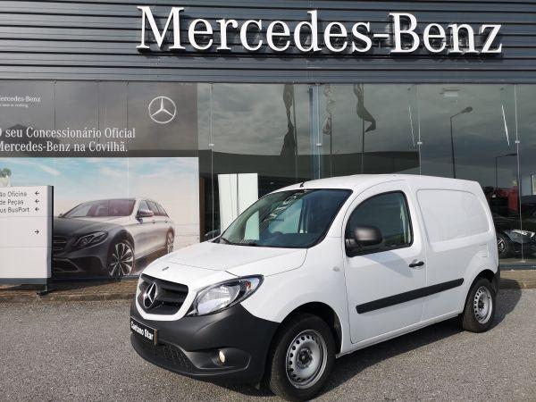 Mercedes Benz Citan segunda mão Castelo Branco