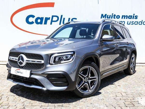 Mercedes Benz GLB segunda mão Porto