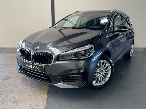 BMW Serie 2 Gran Tourer segunda mão Faro