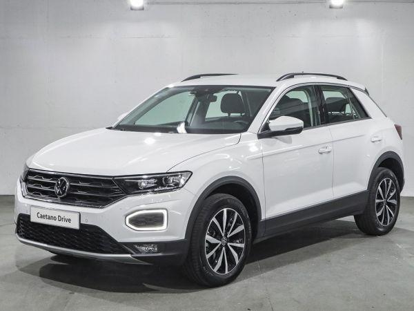 Volkswagen T-Roc segunda mano Lisboa