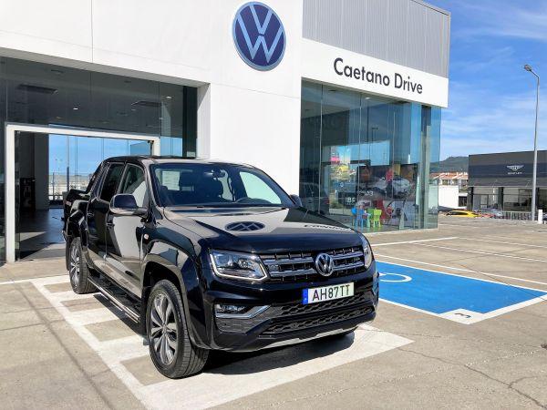 Volkswagen Amarok segunda mano Lisboa
