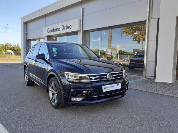 Volkswagen Tiguan segunda mano Aveiro