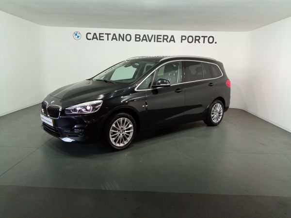 BMW Serie 2 Gran Tourer segunda mão Porto