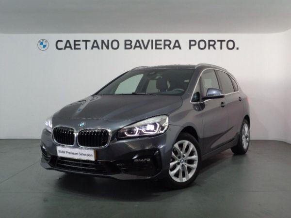 BMW Serie 2 Active Tourer segunda mão Porto