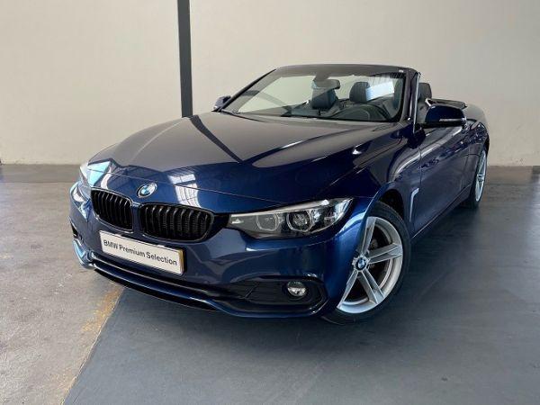 BMW Serie 4 segunda mão Faro