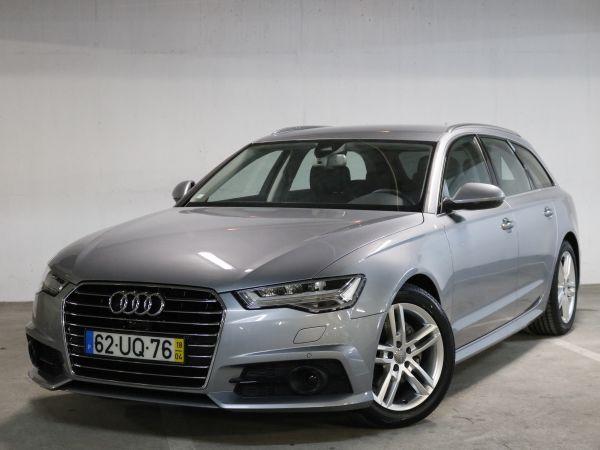 Audi A6 segunda mão Lisboa