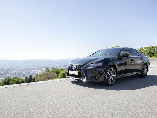 Lexus GS segunda mano Porto