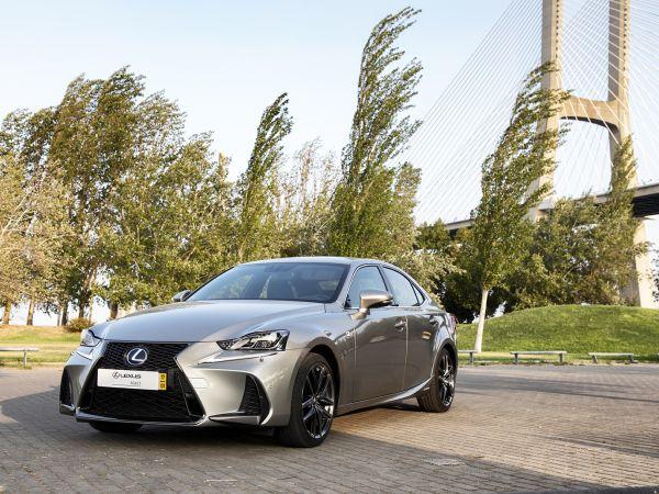 Lexus IS segunda mano Lisboa