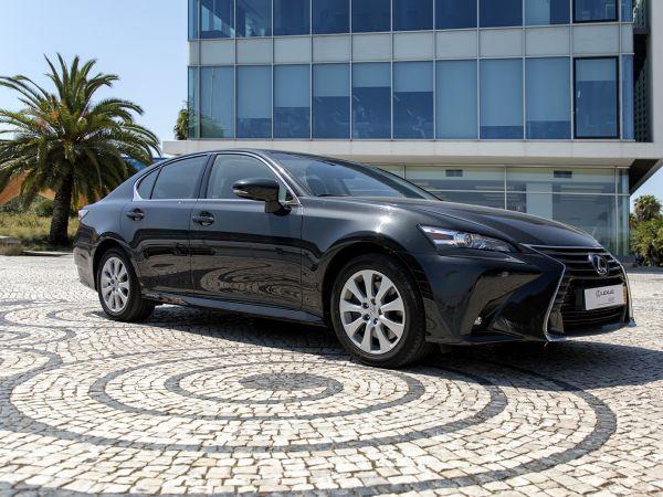 Lexus GS segunda mano Coimbra