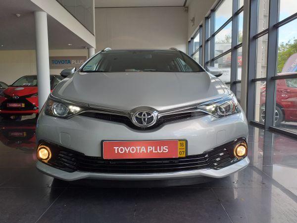 Toyota Auris segunda mano Santarém