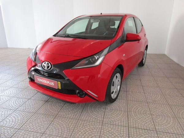 Toyota Aygo segunda mano Coimbra