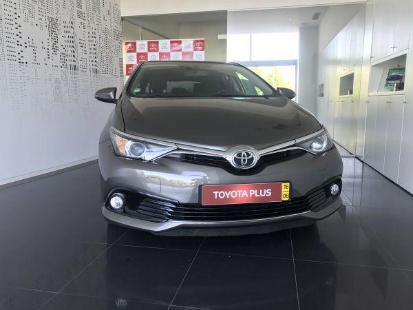 Toyota Auris segunda mão Lisboa