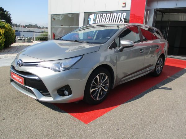 Toyota Avensis segunda mão Aveiro