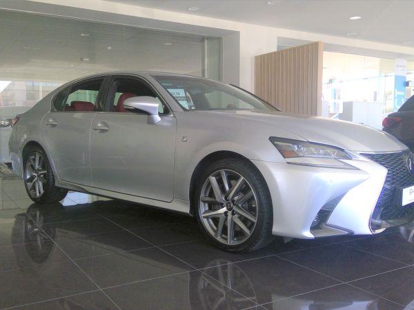 Lexus GS segunda mano Braga