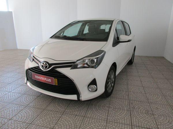 Toyota Yaris segunda mano Coimbra