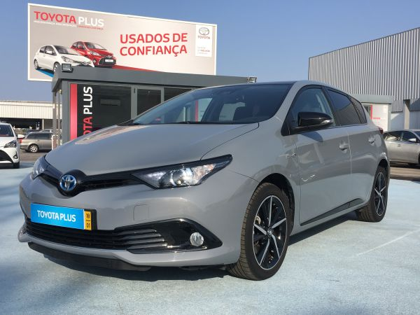 Toyota Auris segunda mano Faro