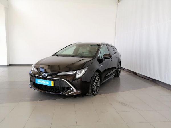 Toyota Corolla segunda mão Porto