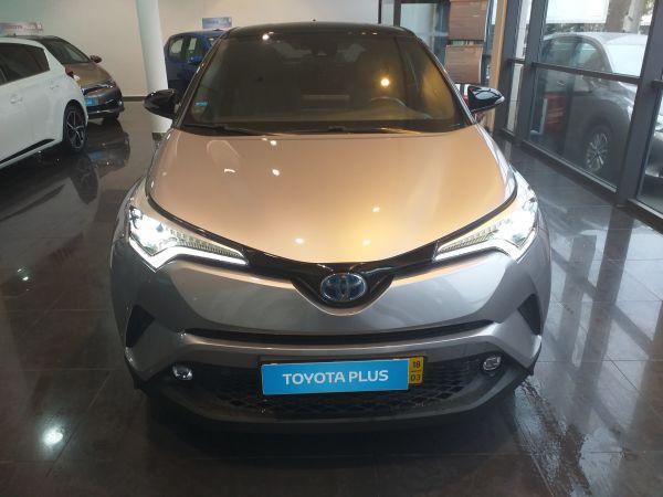 Toyota C-HR segunda mano Santarém