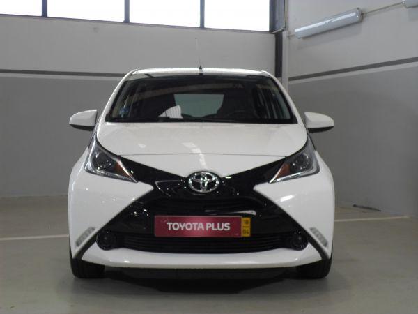 Toyota Aygo segunda mano Porto